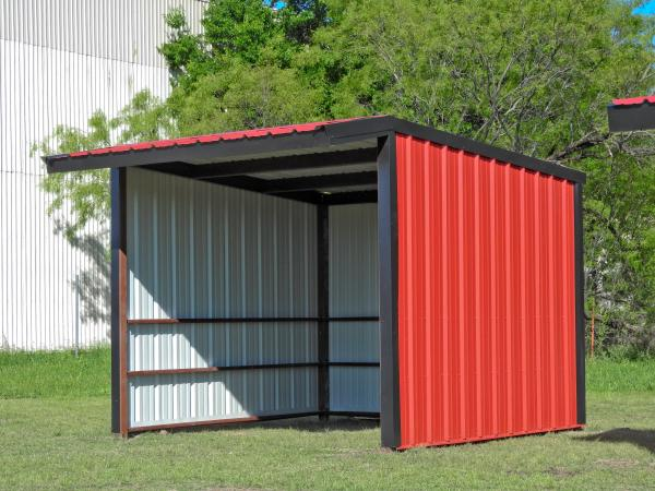 Loafing Shed - 12 x 12